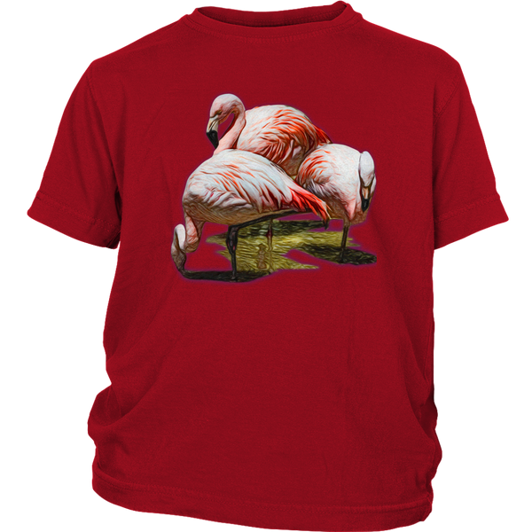 Flamingo District Youth Shirt