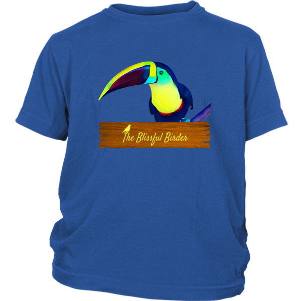 Toucan District Youth Shirt
