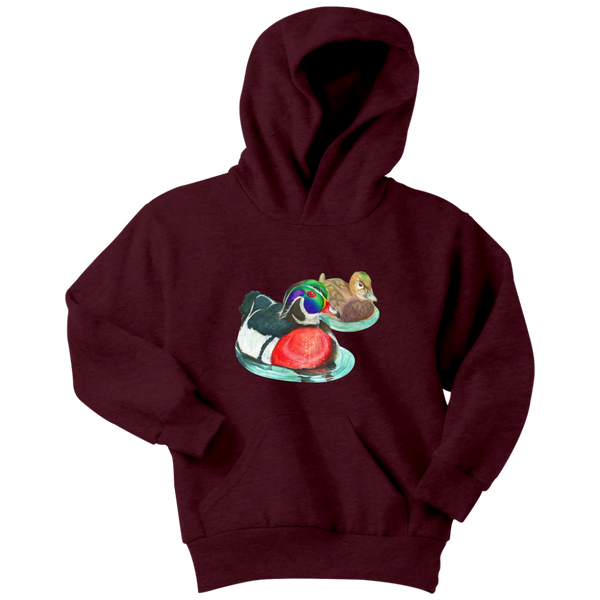 Wood Duck Youth Hoodie
