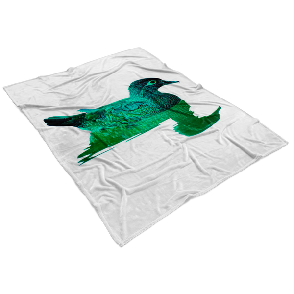Duck Fleece Blanket
