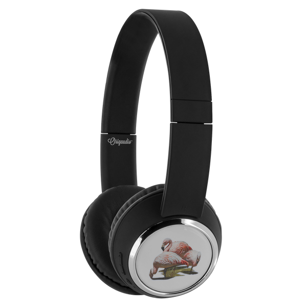 Flamingo Headphones Beebop