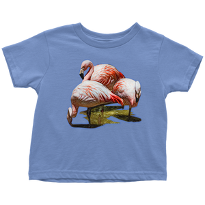 Flamingo Toddler T-Shirt