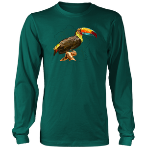 Toucan Long Sleeve Shirt