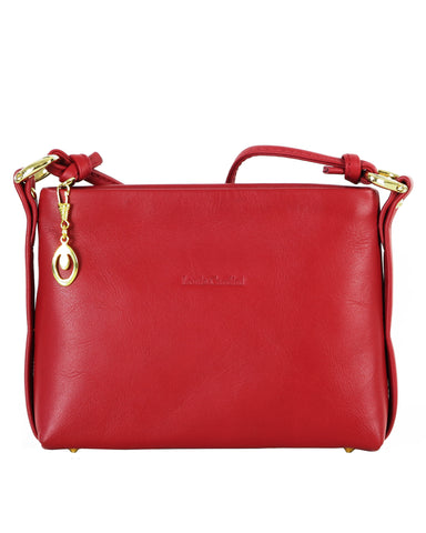 ARIA.  A minimalist for your evening. Cross body zipped Top Bag (purse, coins,phone, notes, credit cards...)
