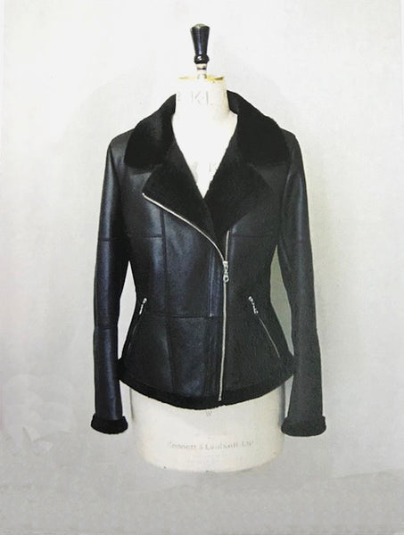 AMBER - Fitted Jacket  (Napa Super Light Weight)