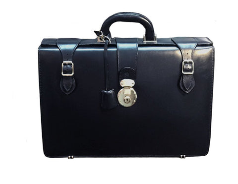BOSTON Briefcase available to order now and to be made within 2 weeks full price only. Call us.