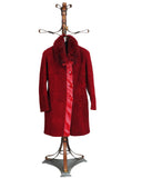 MIMI. Ladies Baby Lamb Broad tail Coat. Special 30 % off marked price. Goods Only in Stock to be cleared