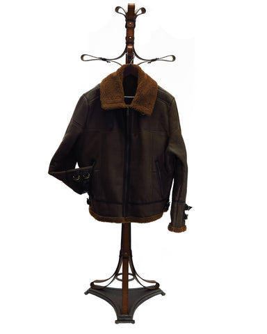 Aviator Bomber Jacket. Gage S3687 (So Warm just to look at it)