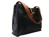 GOSFORD Tote- NEW BI COLOURS SUEDE- A 5 (Tote bag)