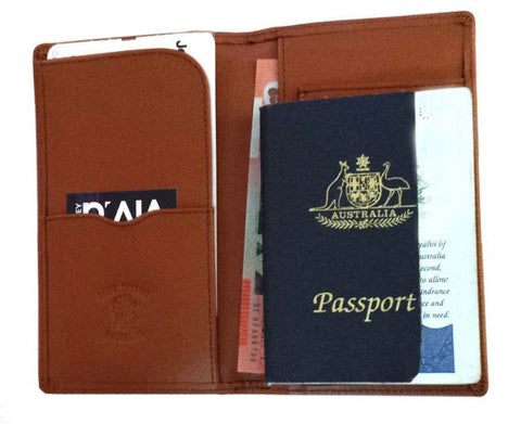 PASSPORT HOLDER NO. 5