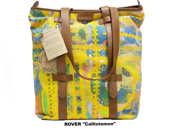 "ROVER ""The Dreaming By ANDEOL"" The Tote Beach Wear Collection"""