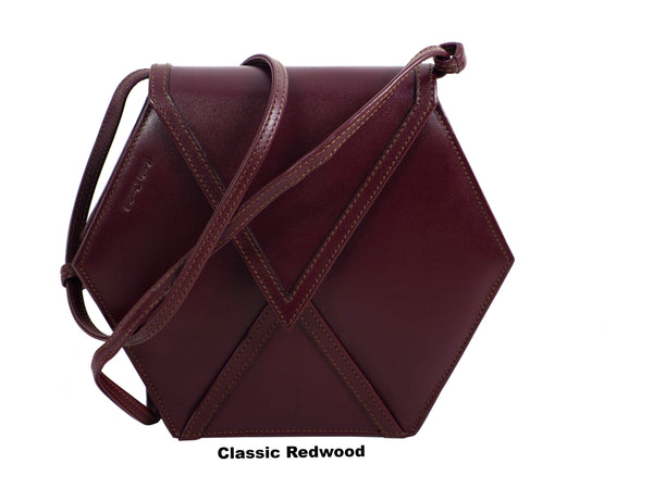 TONKIN : A Vintage cross body minimaliste Bag