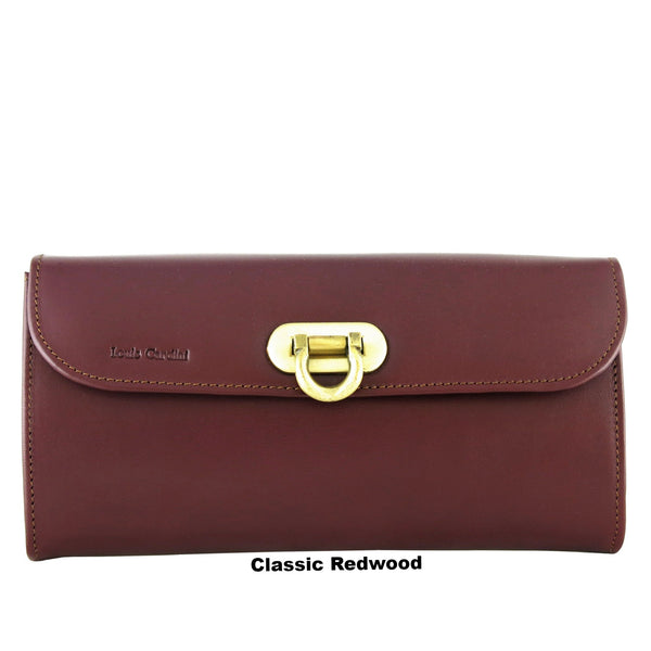 VIRGINIE (Clutch- Hand Purse- 16 Credit Cards)