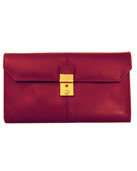 Handbag No 3- Man's clutch secured hand bag