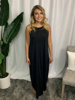 Black Everyday Maxi Dress