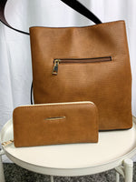 Two-in-One Wallet/Satchel