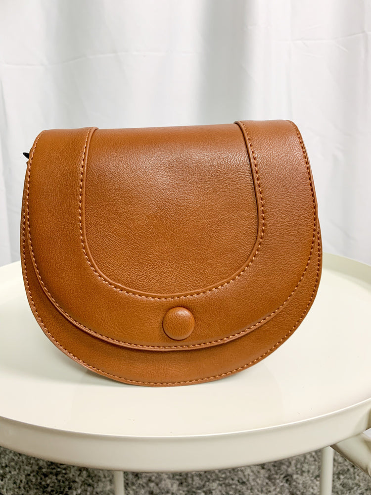Camel Mini Clutch