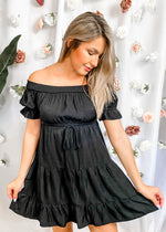 Veronica Dress Black