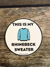 Load image into Gallery viewer, Rhinebeck sticker