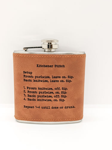 Kitchener flask