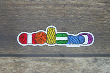 Load image into Gallery viewer, Yarn Pride sticker