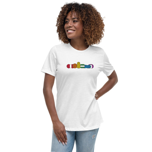 Yarn Pride short sleeve t-shirt (Women's)