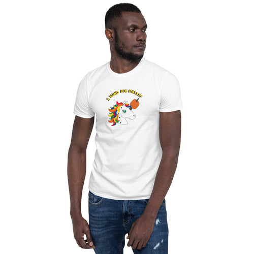 Big Balls short sleeve t-shirt (Unisex)