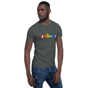 Yarn Pride short sleeve t-shirt (Unisex)