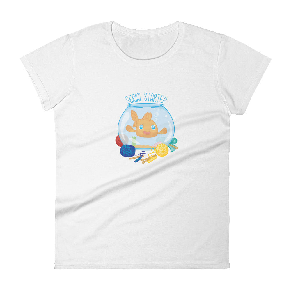 Serial Starter short sleeve t-shirt (Women's)