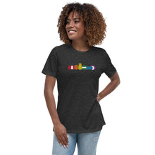 Load image into Gallery viewer, Yarn Pride short sleeve t-shirt (Women's)