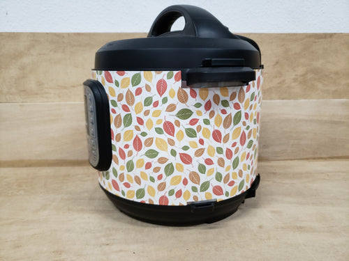 Fall Collection, Fall Leaves, Pressure Cooker Wrap