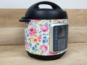 Little Flowers, Pressure Cooker Wrap