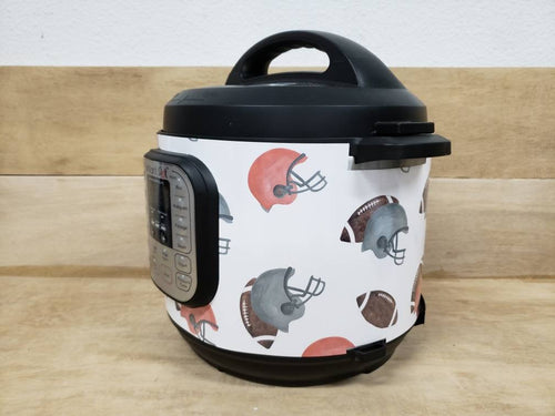 Football, Pressure Cooker Wrap