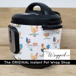 Chicken Yard, Pressure Cooker Wrap