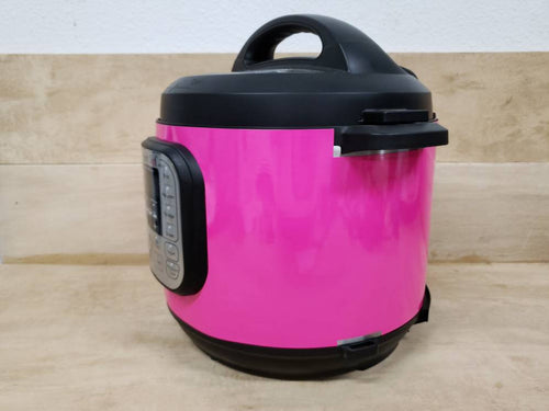 Hot Pink, Pressure Cooker Wrap