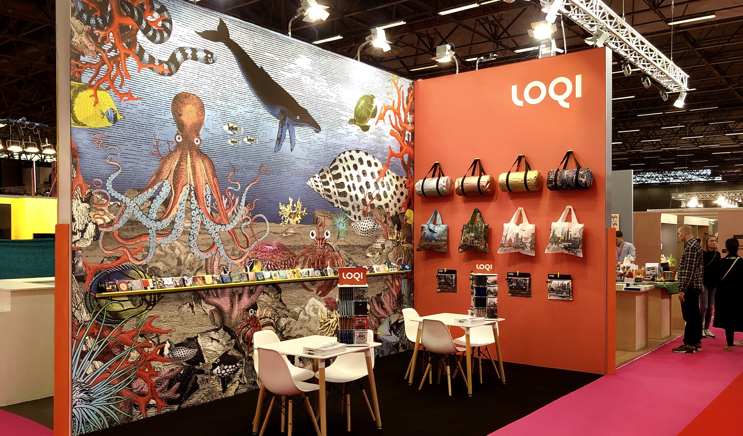 LOQI Retail Information Marketing