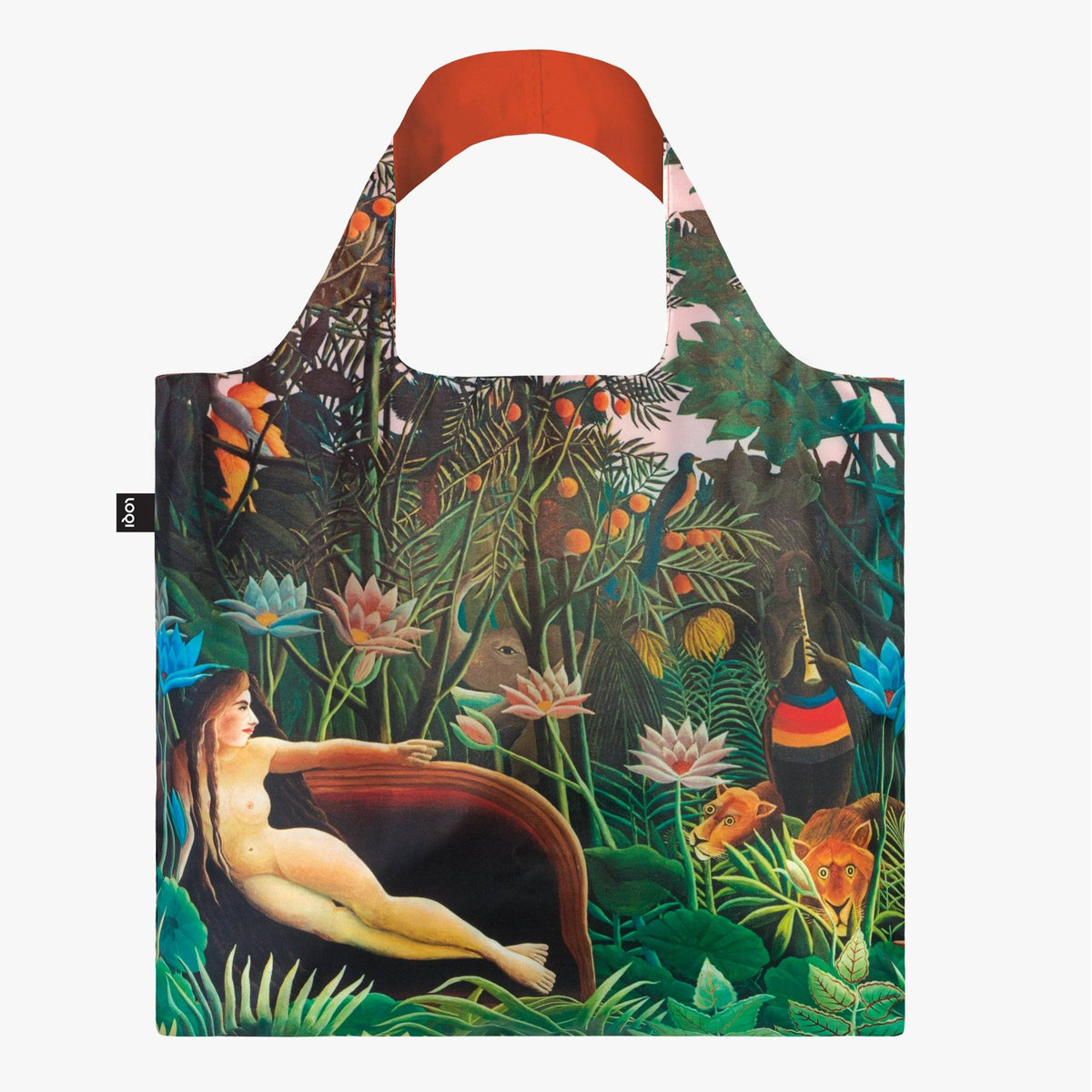 LOQI Henri Rousseau The Dream, 1910 Bag