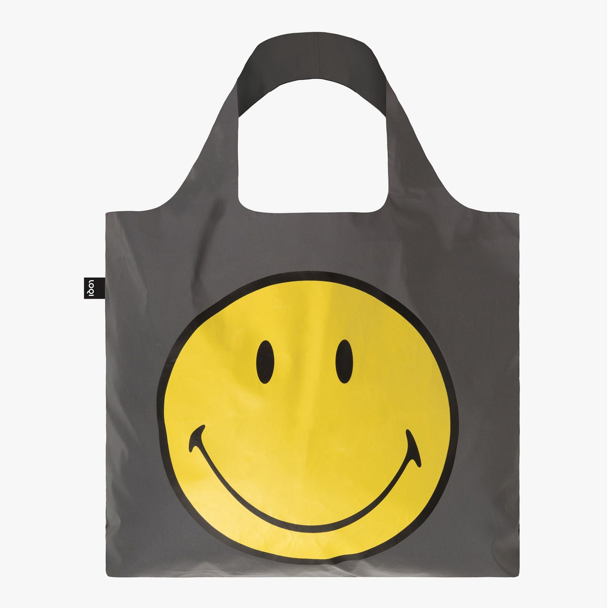 LOQI Reflective Smiley Bag