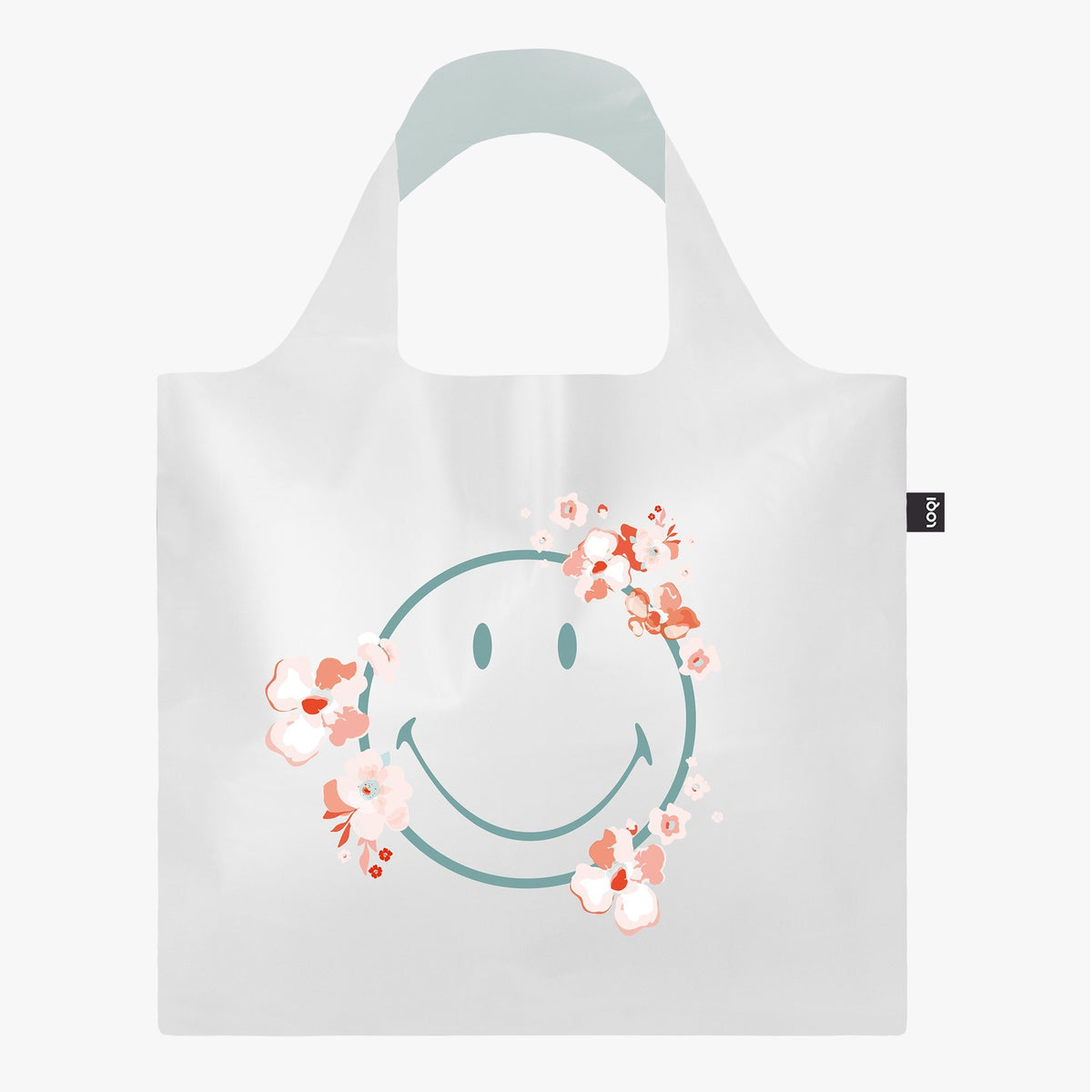 Transparent Milky Blossom Bag