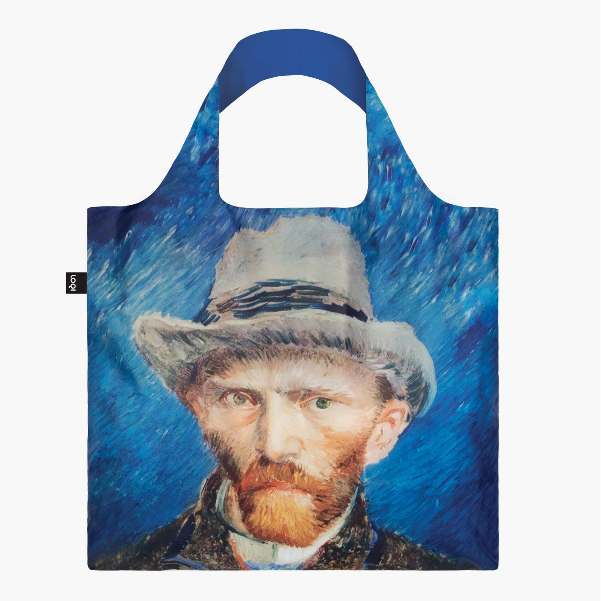 LOQI Vincent van Gogh Self Portrait, 1887 Bag