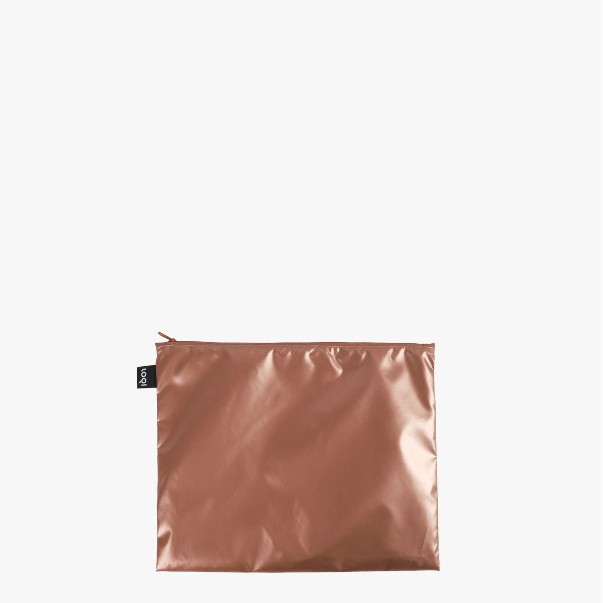 Gold, Silver, Rose Gold Zip Pockets