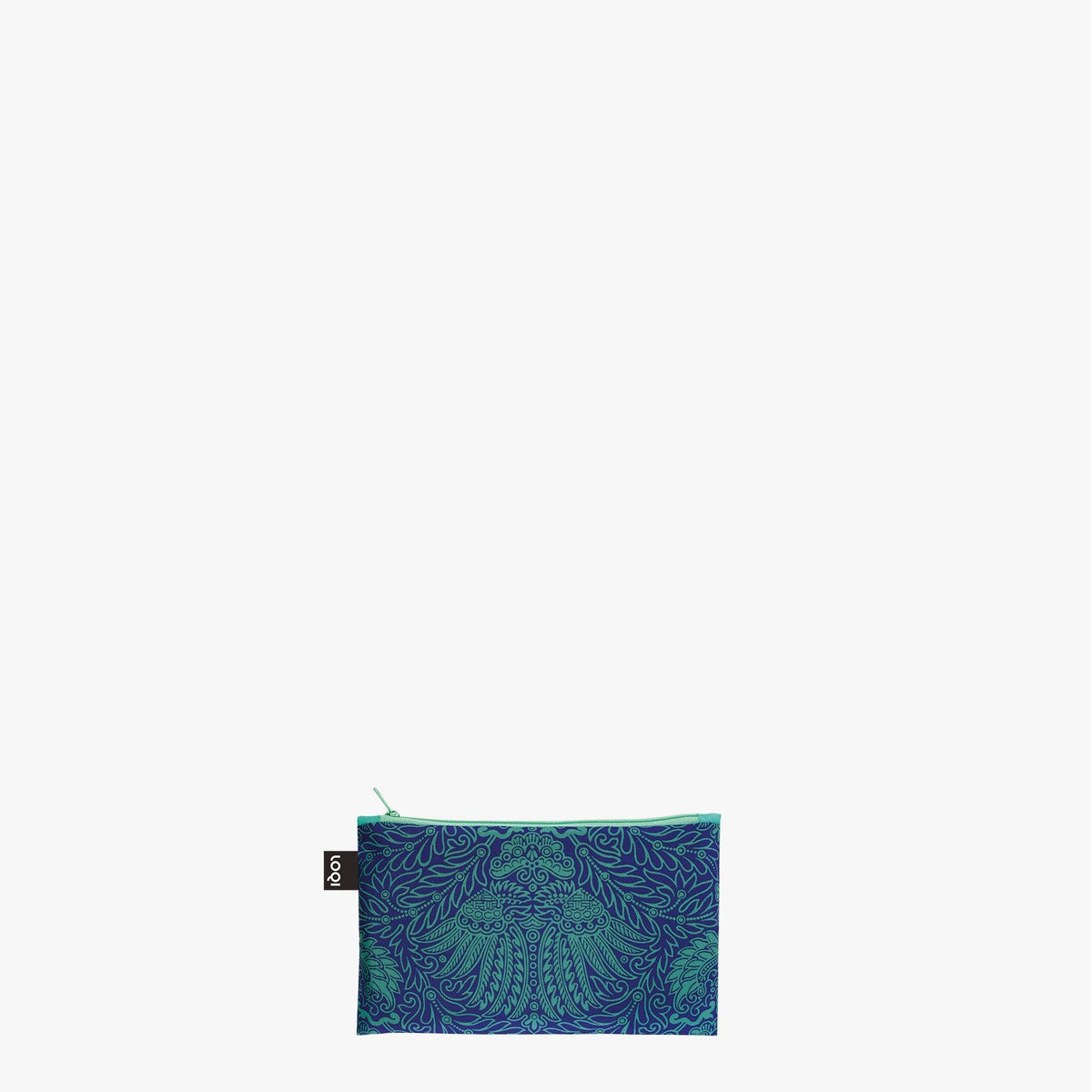 LOQI Museum of Decorative Arts, Paris Japanese, Arabesque, Landscape Zip Pockets mini