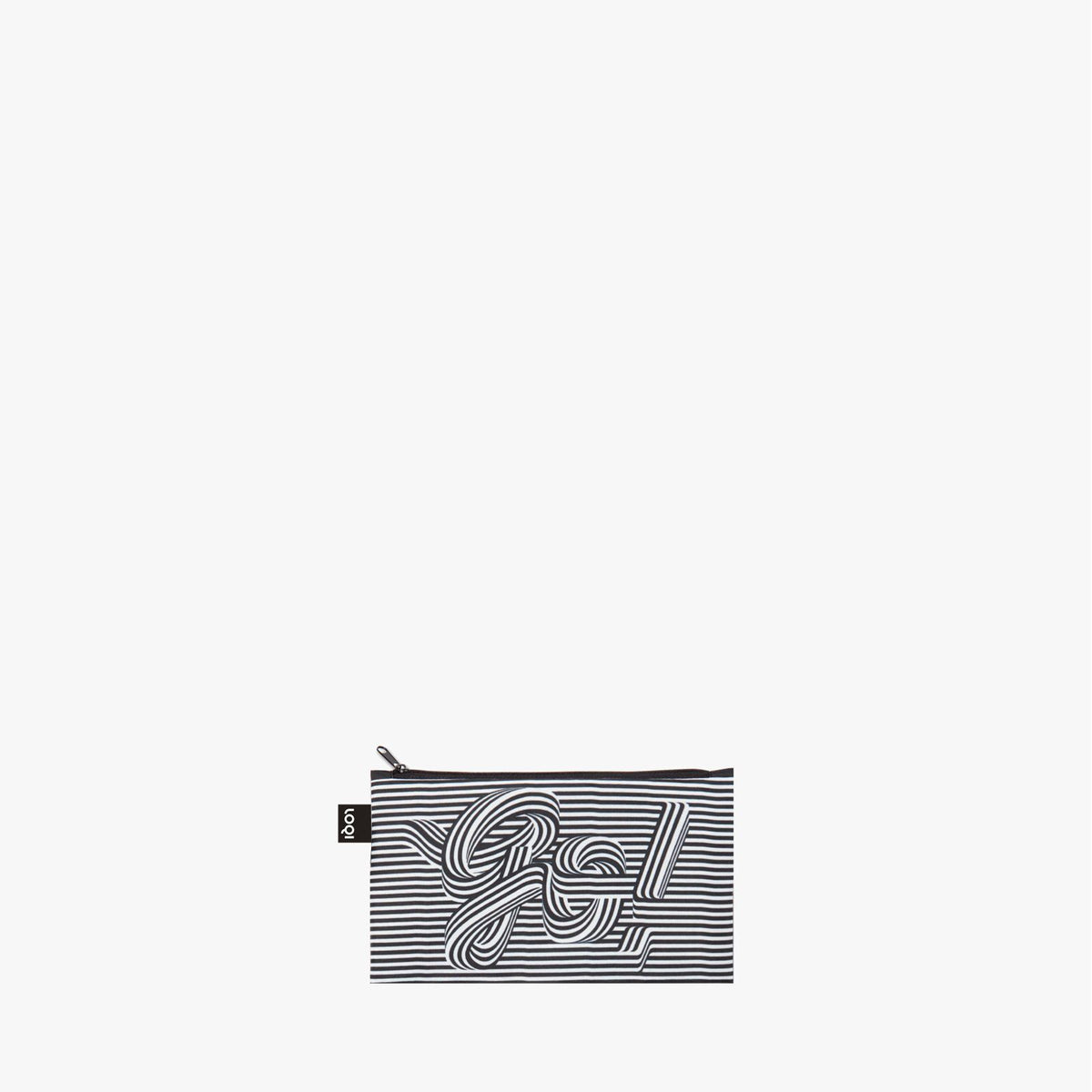 LOQI Sagmeister & Walsh Go Go Go Zip Pockets mini