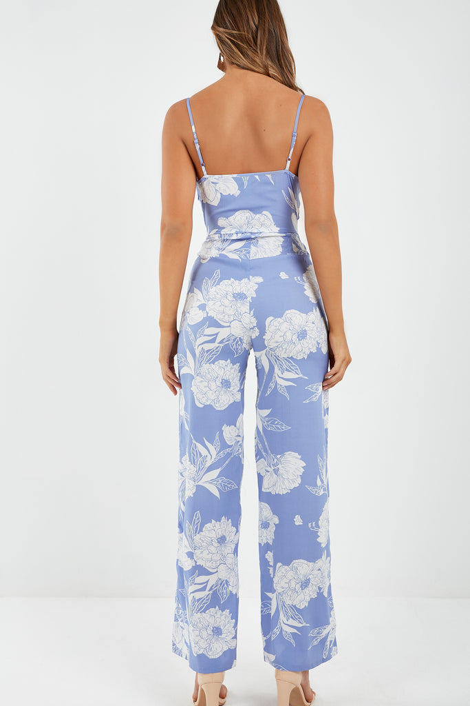 Bernie Powder Blue Floral Jumpsuit (1893403164738)