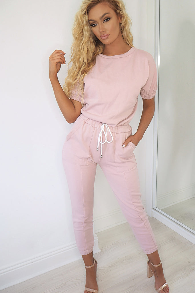 Brandy Pink Jogger Co Ord