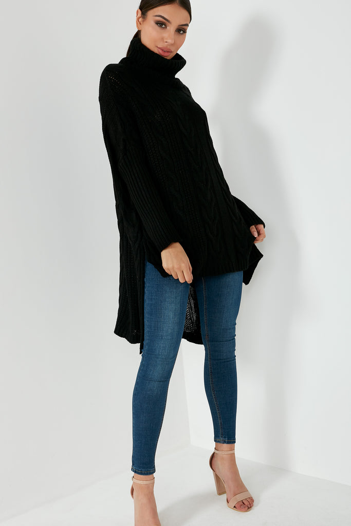 caoimhe-black-knit-cable-high-low-jumper (1703138885698)