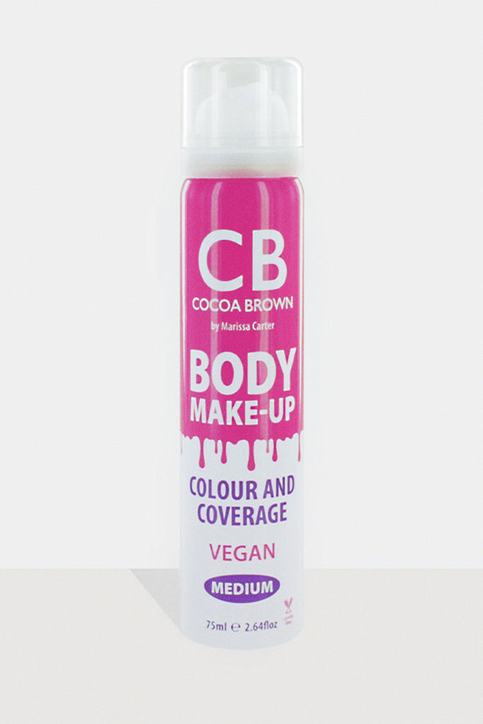 Cocoa Brown Body Makeup - Medium