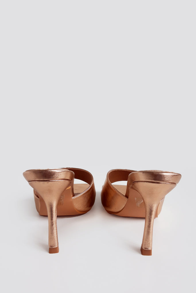 Alena Rose Square Toe Mules