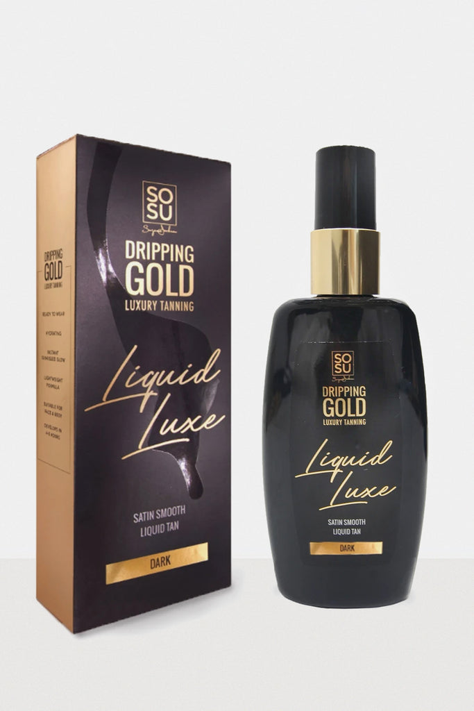 SOSU Dripping Gold Dark Liquid Luxe Tan