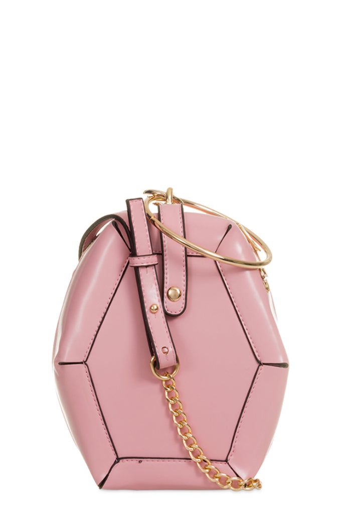 Tinashe Pink Box Bag (9607272976)